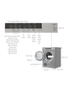 ELECTROLUX EDV8052S